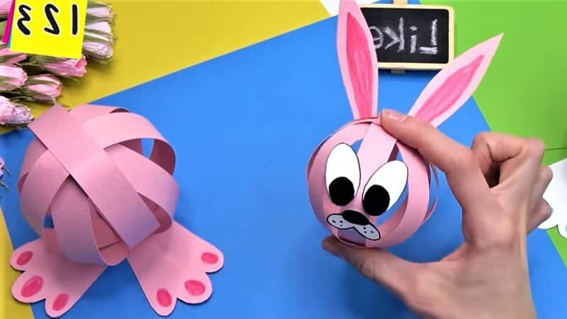 голова кролика