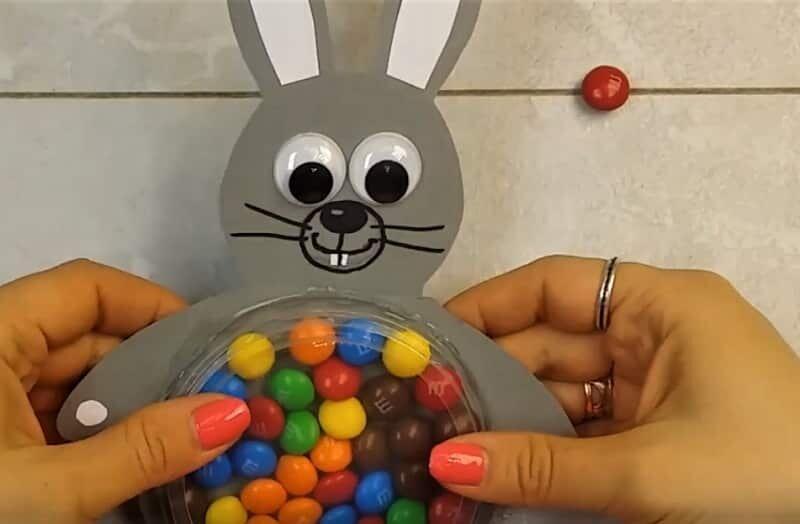 сувенир с конфетами