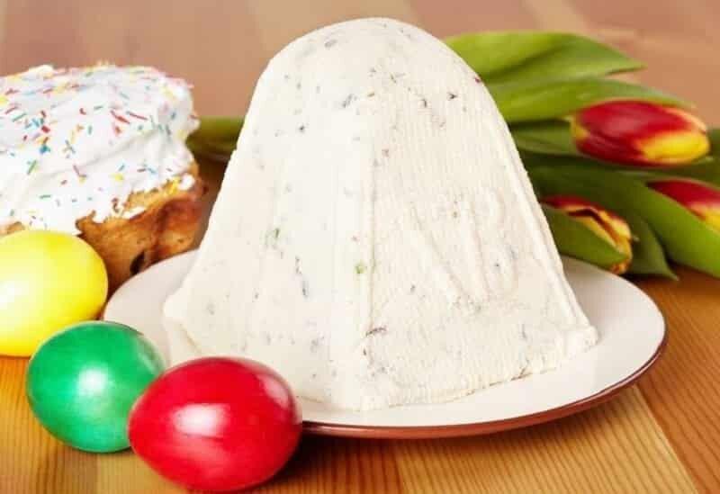 яйцо и десерт