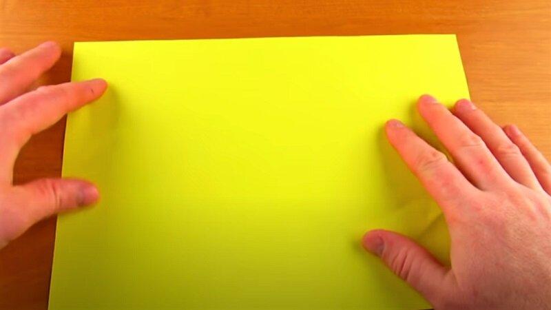 лист бумаги А4
