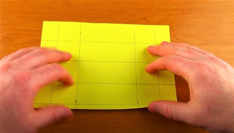прямоугольные линии