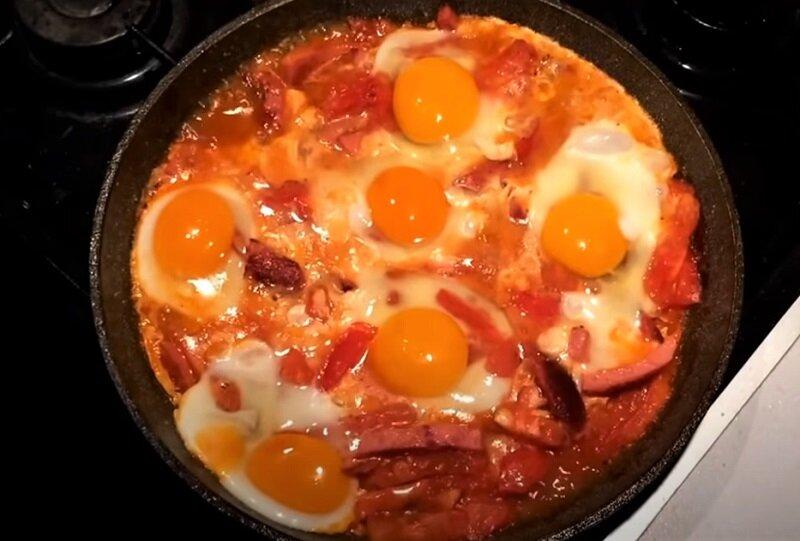 готовность белка яиц