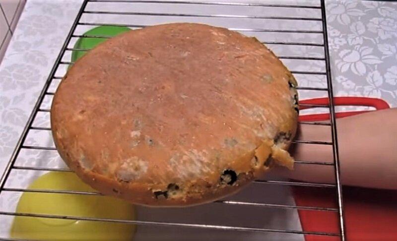 пирог без духовки