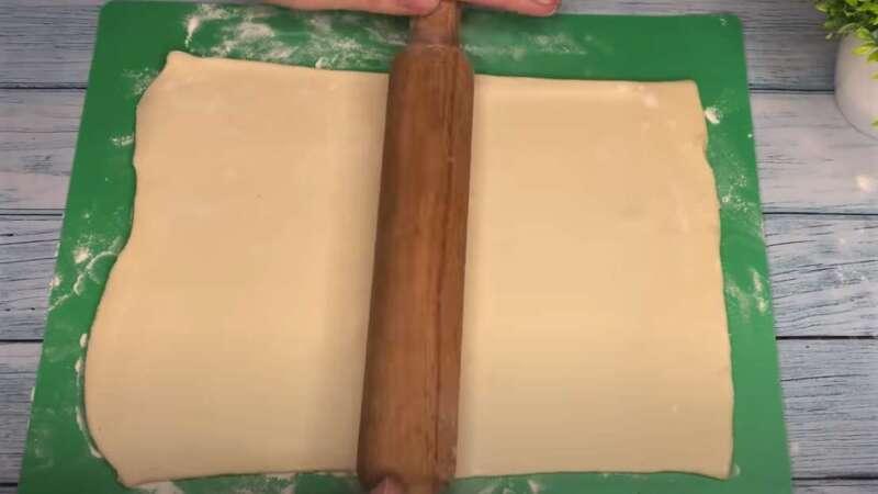 слоеное тесто