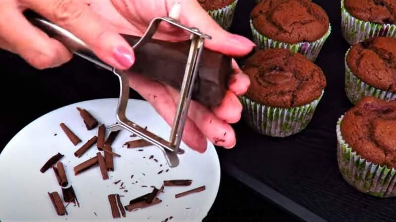 струганный шоколад