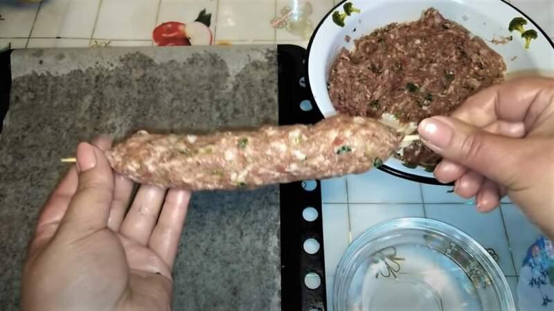 Кебаб в духовке — приготовление кебаба в домашних условиях
