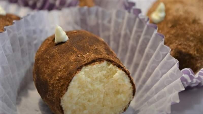 пирожное картошка в разрезе