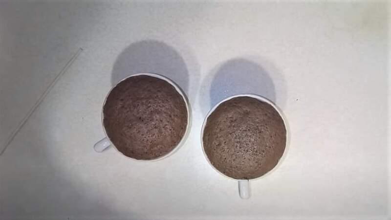 испеченный кекс