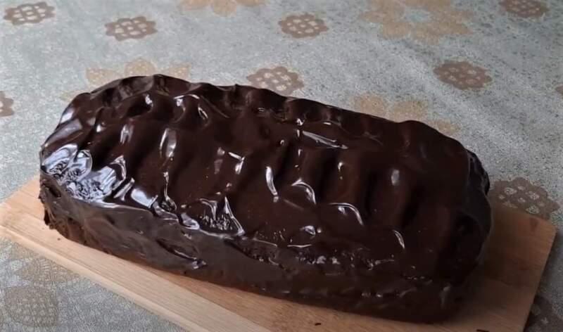 брауни кекс