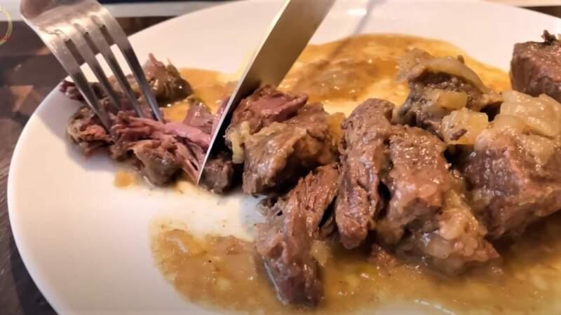мягкое мясо говядины