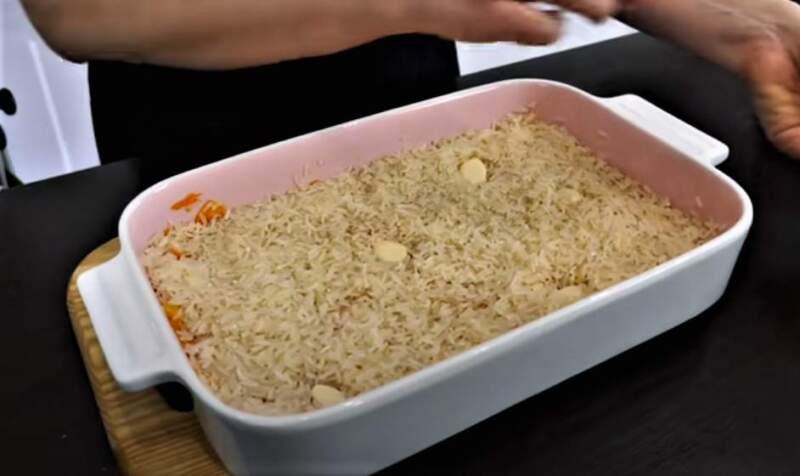 рис на обжарке