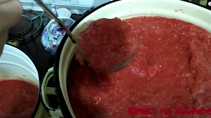 пропущенные томаты
